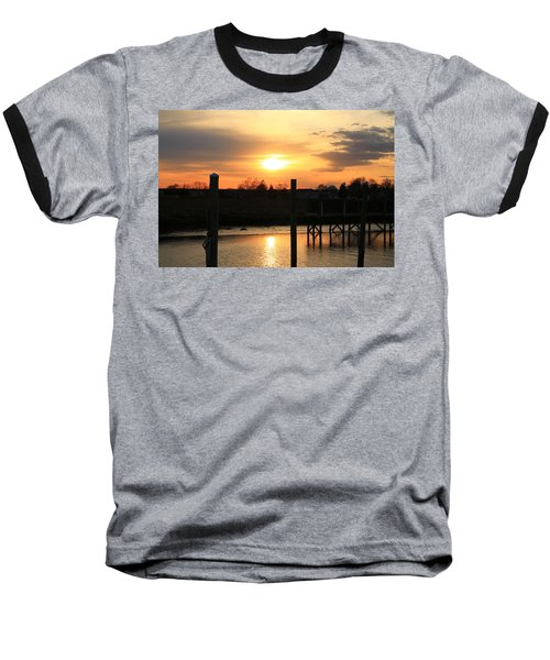 Guilford Low Tide Baseball T-Shirt