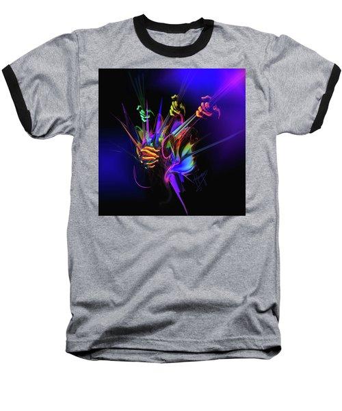Guitar 3000 Baseball T-Shirt