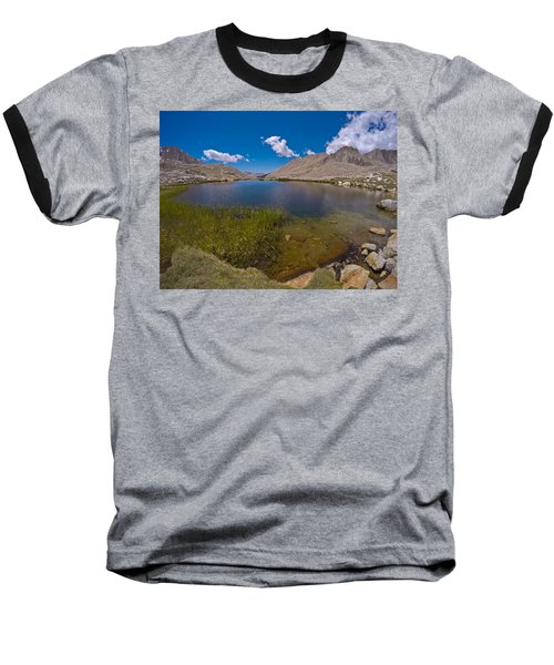 Guitar Lake Baseball T-Shirt