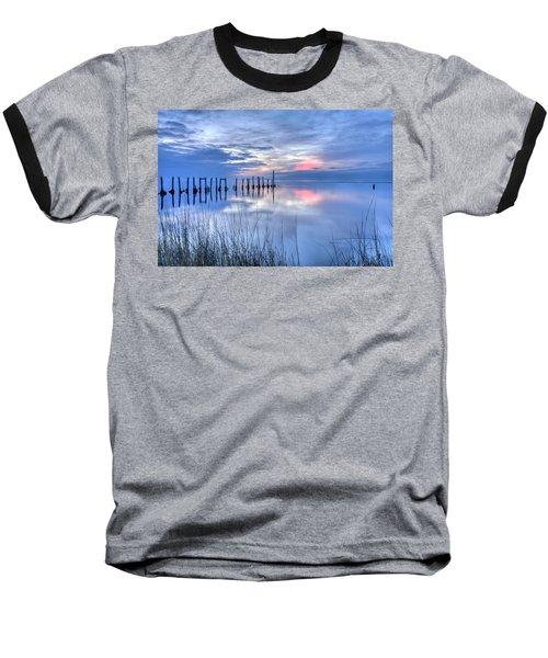 Gulf Reflections Baseball T-Shirt