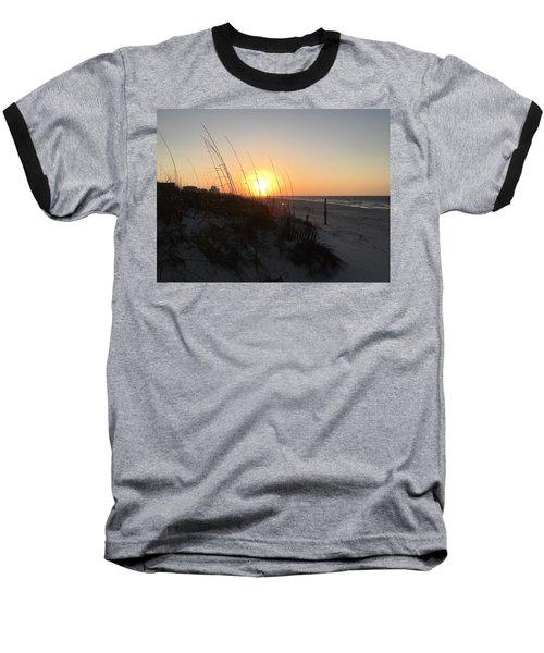 Gulf Shores Sunrise  Baseball T-Shirt