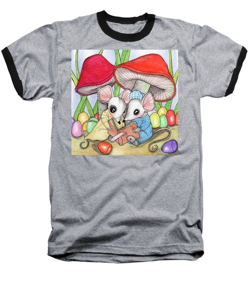 Gum Drops Baseball T-Shirt