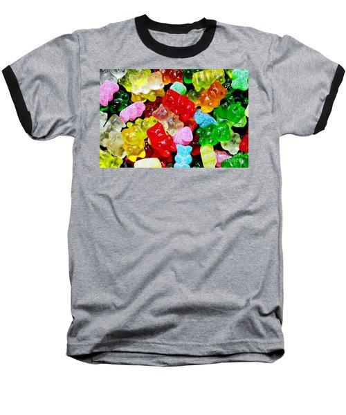 Gummy Bears Baseball T-Shirt
