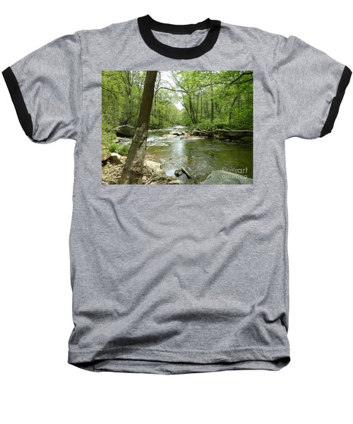 Gunpowder Falls - Ncr Trail Baseball T-Shirt