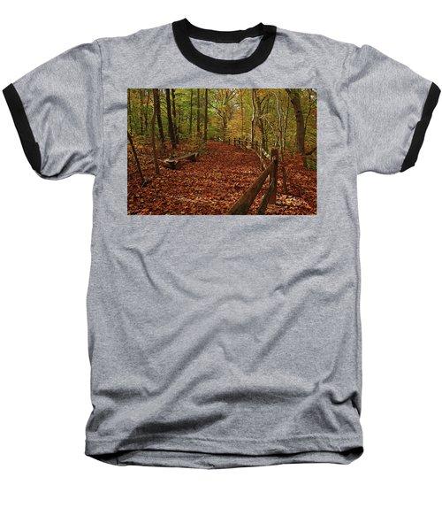Gunpowder Falls Park Baseball T-Shirt