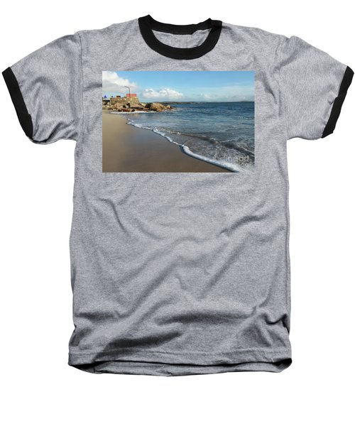 Gurteen Beach Baseball T-Shirt