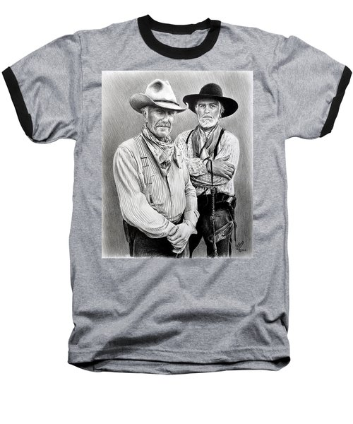 Gus And Woodrow Baseball T-Shirt