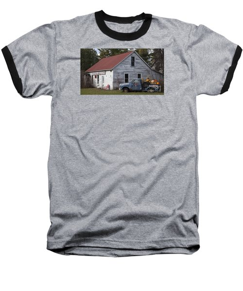 Gus's Garage Baseball T-Shirt
