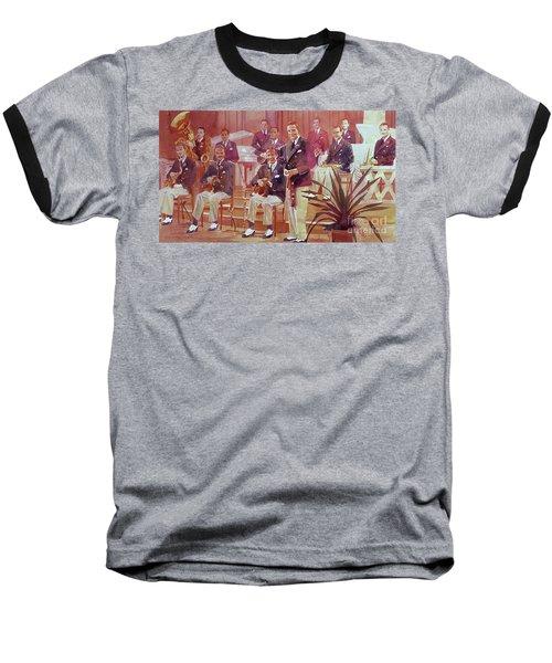 Guy Lombardo The Royal Canadians Baseball T-Shirt