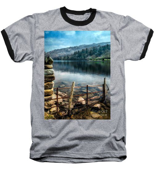 Gwynant Lake Baseball T-Shirt