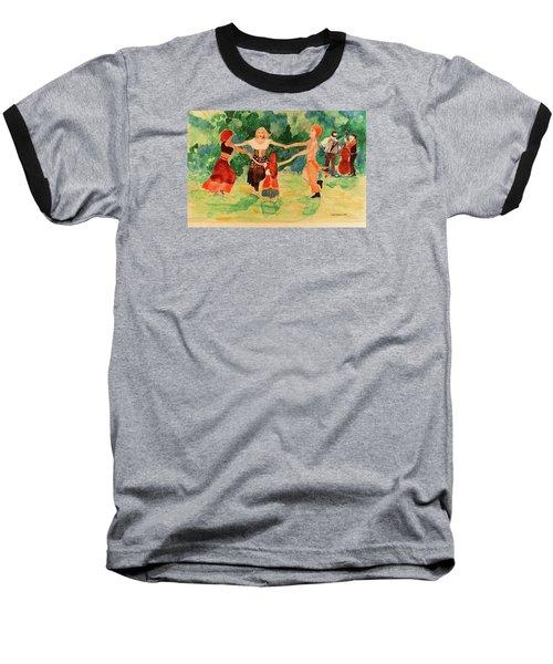 Gypsies Dancing Baseball T-Shirt