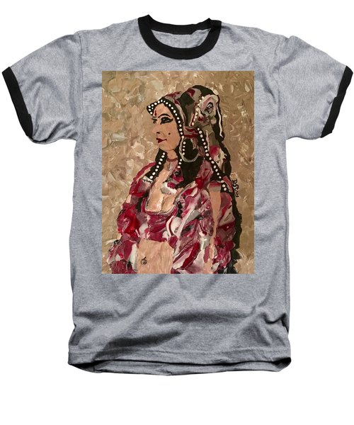 Gypsy Dancer Baseball T-Shirt