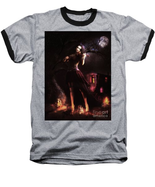 Gypsy Moon Baseball T-Shirt