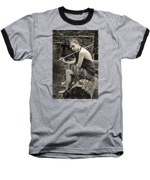 Gypsy Player Baseball T-Shirt