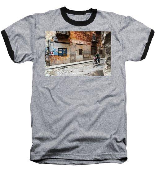 Habana Vieja Ride Baseball T-Shirt