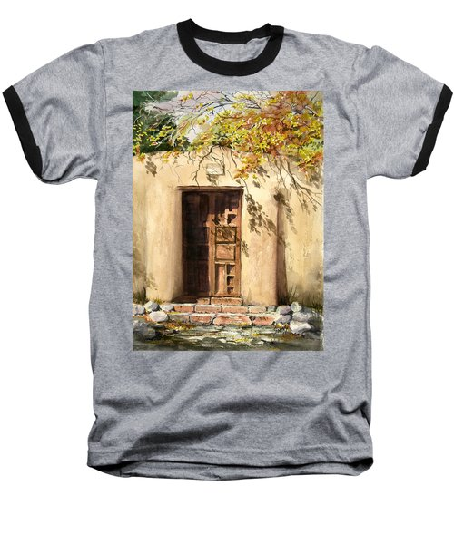 Hacienda Gate Baseball T-Shirt