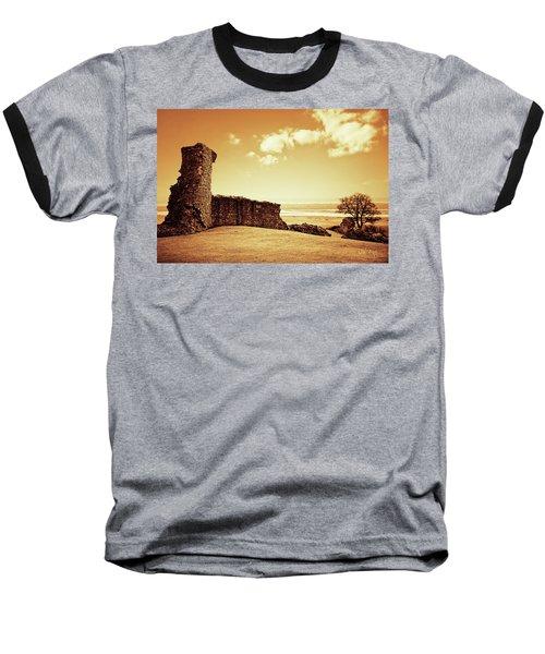 Hadleigh Castle Baseball T-Shirt