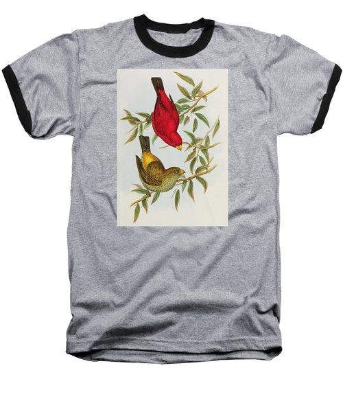 Haematospiza Sipahi Baseball T-Shirt