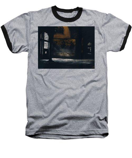 Hagia Sophia Baseball T-Shirt