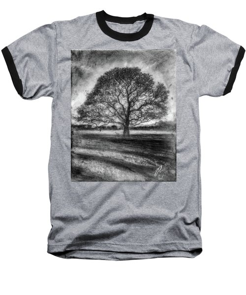 Hagley Tree 2 Baseball T-Shirt