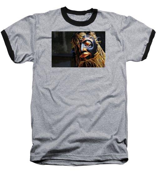 Haida Head Baseball T-Shirt
