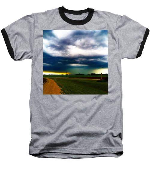Hail Core Illuminated Baseball T-Shirt