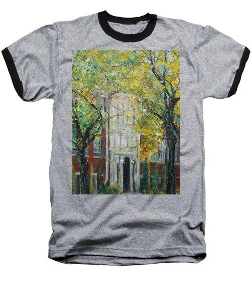 Hail Ole Malvern High School Baseball T-Shirt by Robin Miller-Bookhout