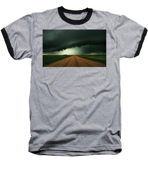 Hail Shaft Baseball T-Shirt