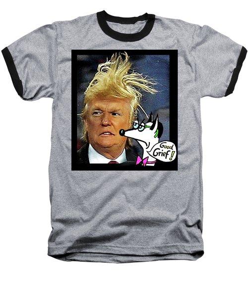 Hail  Emperor Trump...   Baseball T-Shirt