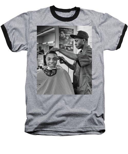 Haircut At Joe's Baseball T-Shirt