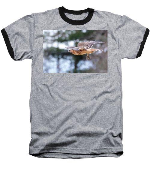 Hal Picking Up Dinner 2 Baseball T-Shirt
