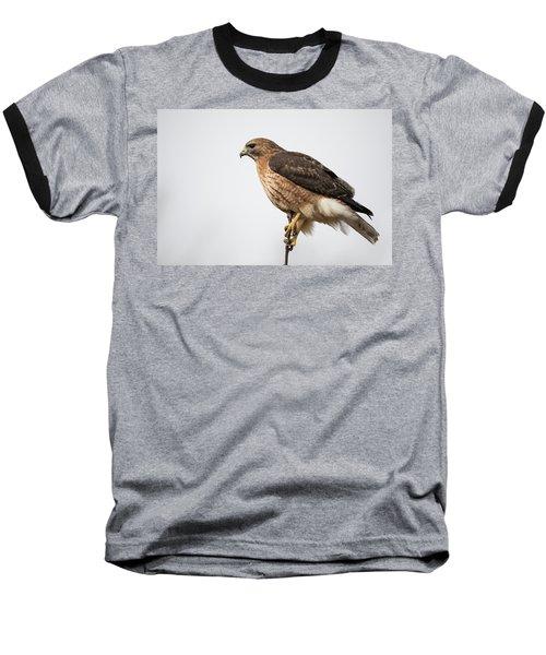 Hal The Hybrid Portrait 2 Baseball T-Shirt
