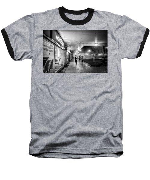 Hale Barns Tandoori And Wok2go Baseball T-Shirt