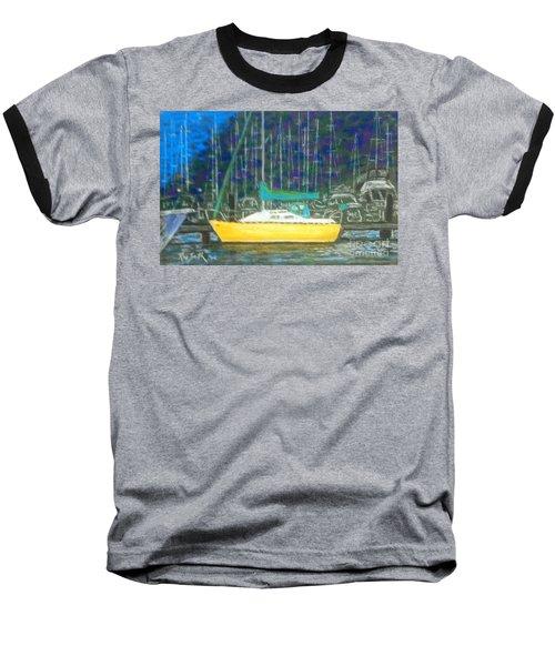 Hale Pau Hana Baseball T-Shirt by Rae  Smith PSA