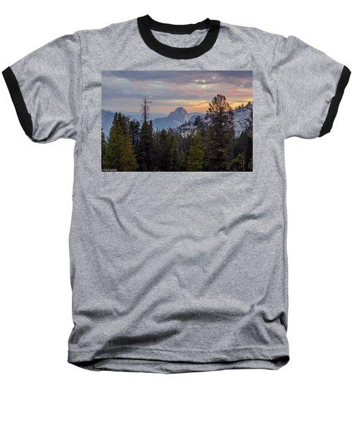 Half Dome Baseball T-Shirt