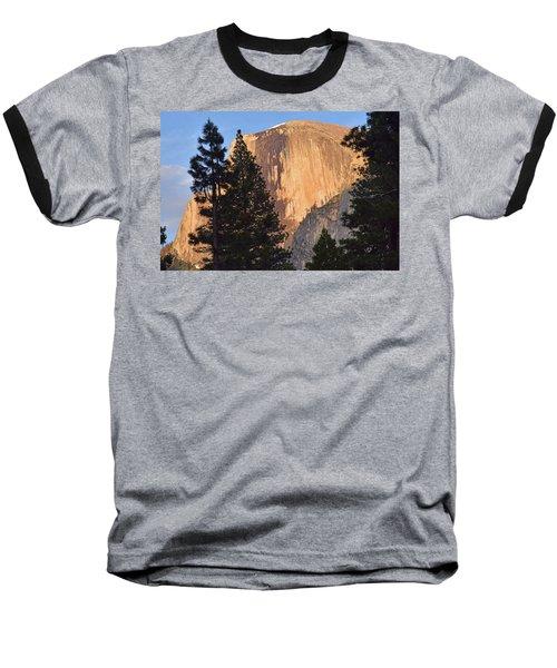 Half Dome Sunset Baseball T-Shirt