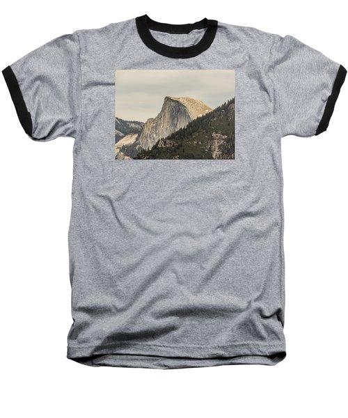Half Dome Yosemite Valley Yosemite National Park Baseball T-Shirt