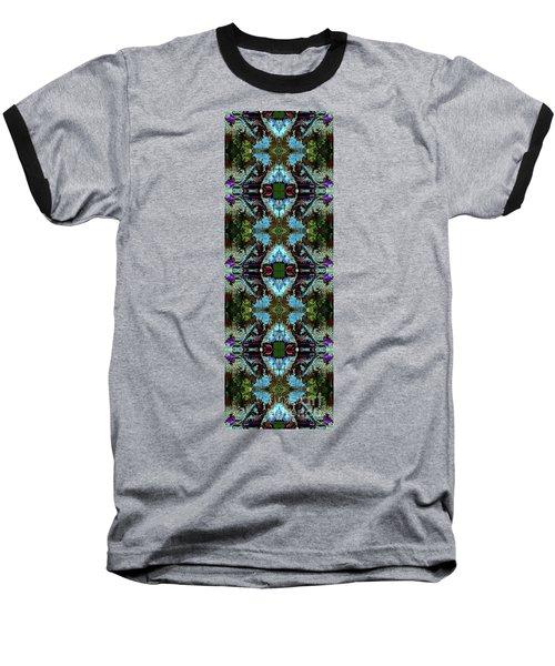 Half Lord Of The Fishes Ardha Matsyendrasana Baseball T-Shirt