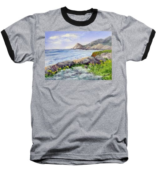 Half Moon Bay Baseball T-Shirt