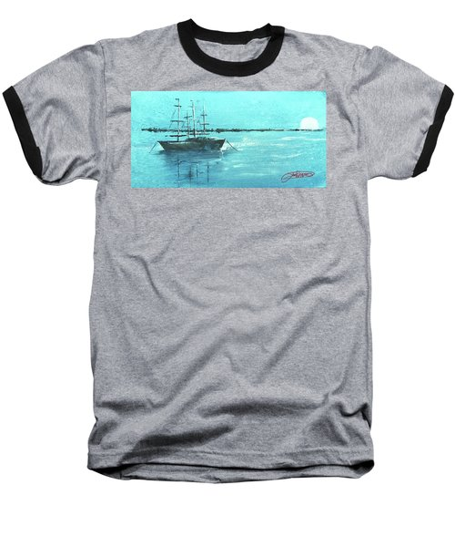 Half Moon Harbor Baseball T-Shirt