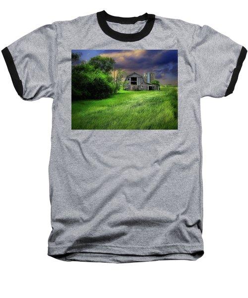 Half Silo Baseball T-Shirt