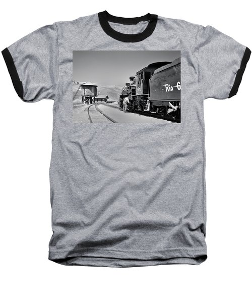 Half Way Baseball T-Shirt
