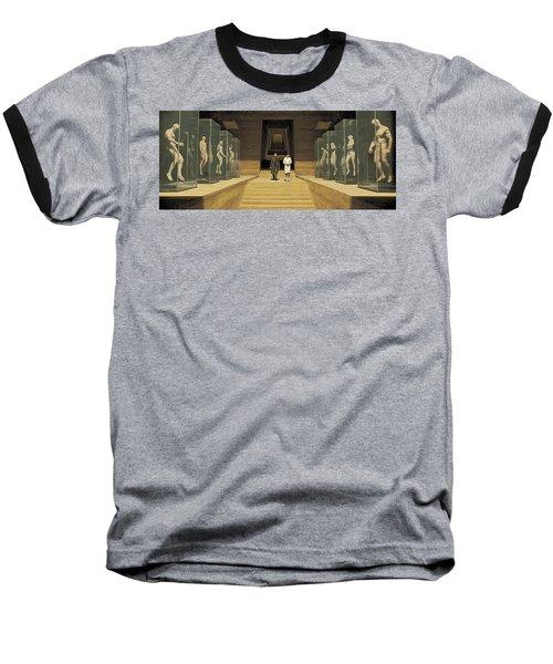 Hall Of Replicants Baseball T-Shirt
