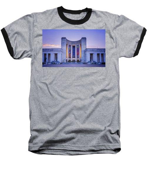 Hall Of State Texas Baseball T-Shirt
