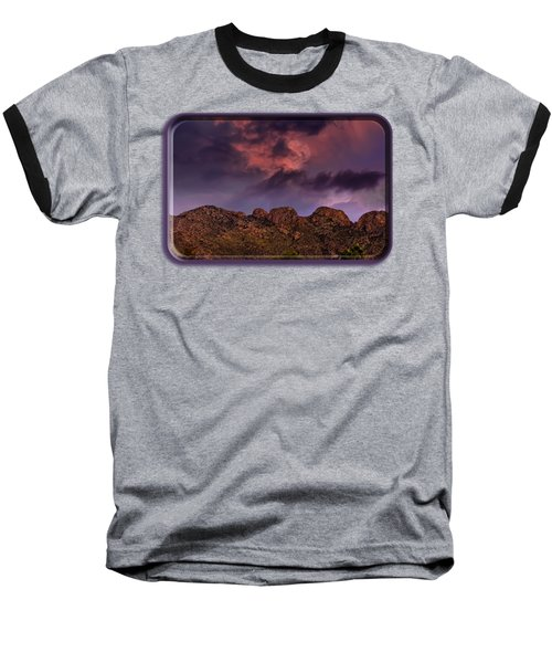 Hallow Moon Baseball T-Shirt
