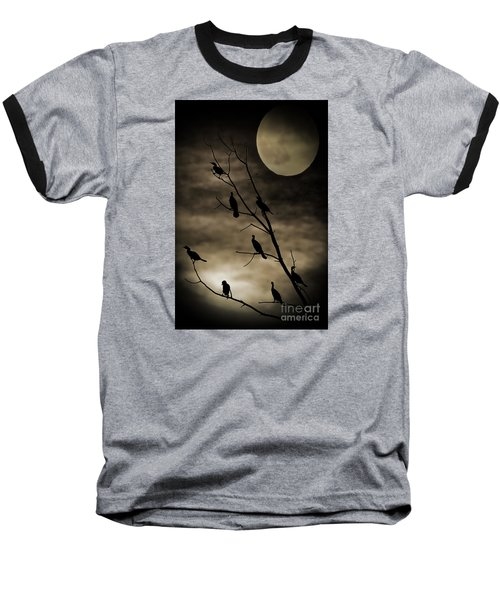Guardians Of The Lake Baseball T-Shirt