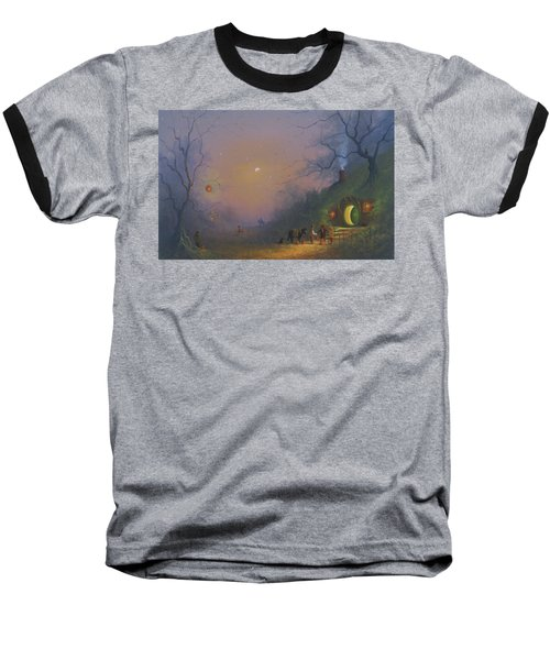 A Shire Halloween  Baseball T-Shirt