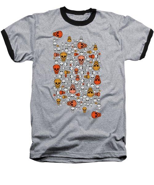 Halloween Baseball T-Shirt