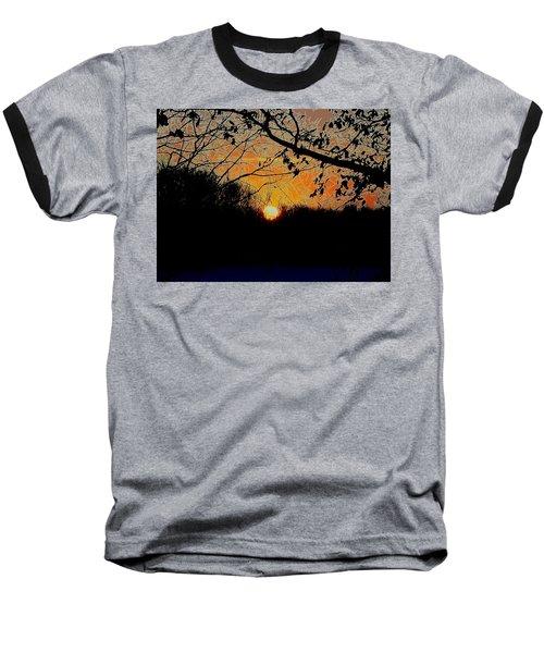 Hallows Eve Baseball T-Shirt