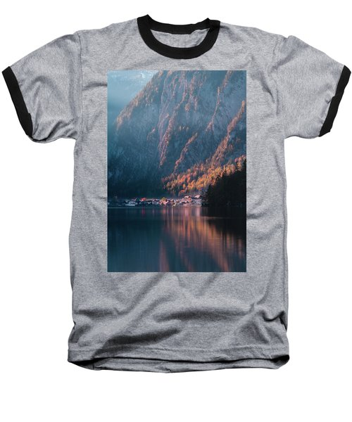 Hallstatt Fall Baseball T-Shirt